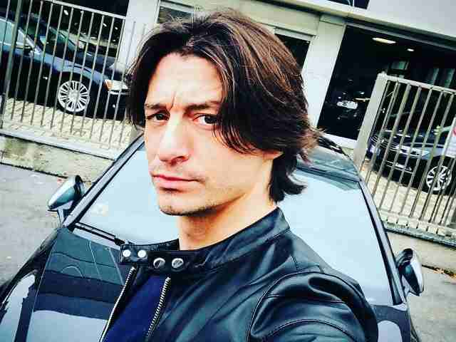 Francesco Oppini primo piano
