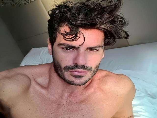 Andrea Casalino barba